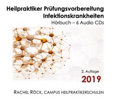 Heilpraktiker Infektionskrankheiten - Hörbuch