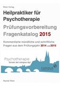 Heilpraktiker für Psychotherapie - Fragenkatalog